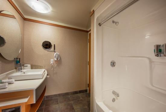 Lindbergh Hotel: Salle de bain   bathroom