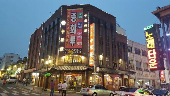Junghwaru