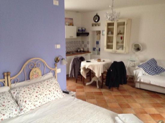 mini appartamenti degni di un residence a 5 stelle puliti