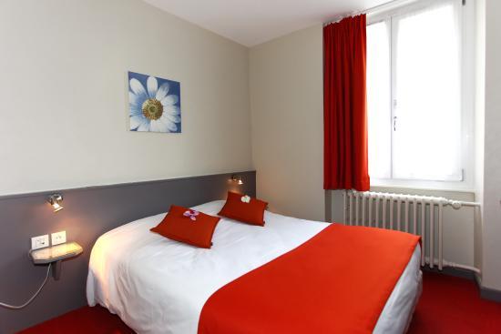 Hotel de l'Ill: Chambre single