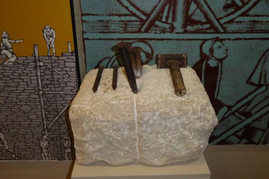 Olvera, Hiszpania: herramientas