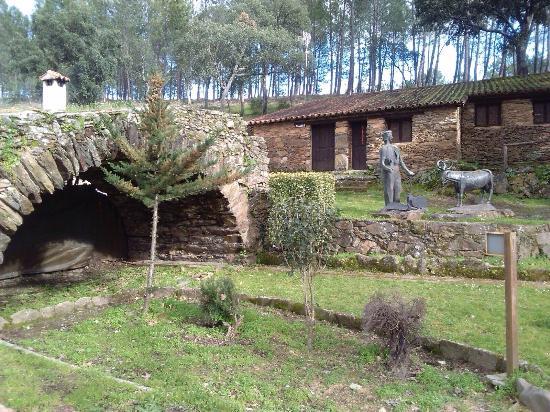 Camping Bungalow Sierra de Gata