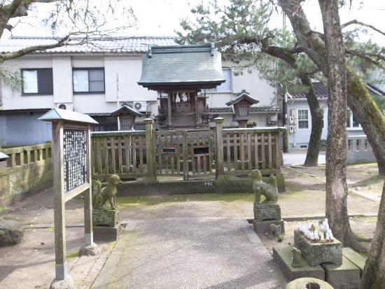 稲荷神社 - 松江市、白潟天満宮 ...