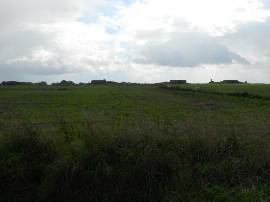 Longues-sur-Mer, Francia: Tutte e quattro le casematte