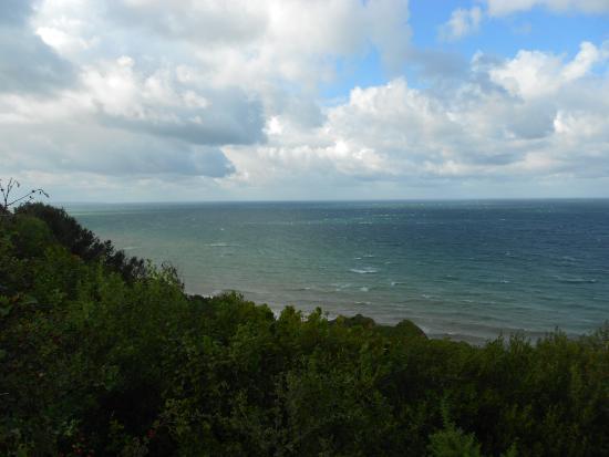 Longues-sur-Mer, Francia: Panorma