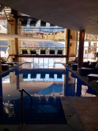 Aussicht Vom Zimmer 25 Meter Pool Erwachsenen Bereich