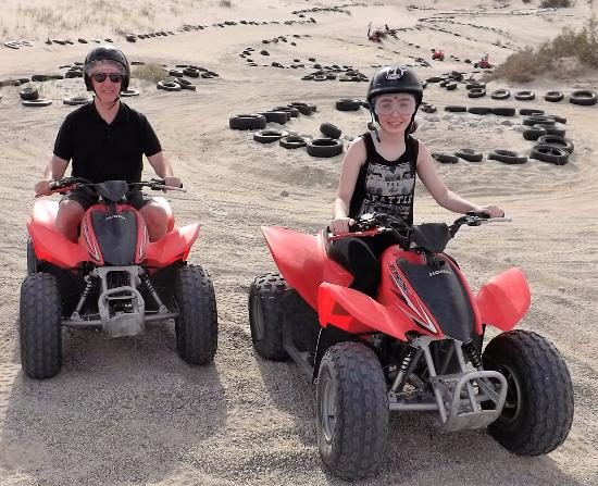 Offroad Rentals Dad And Daughter Time Picture Of Offroad Rentals Palm Springs Tripadvisor