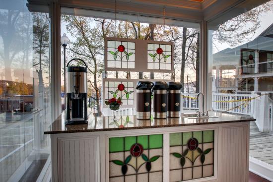 Anniston, Αλαμπάμα: Coffee Bar