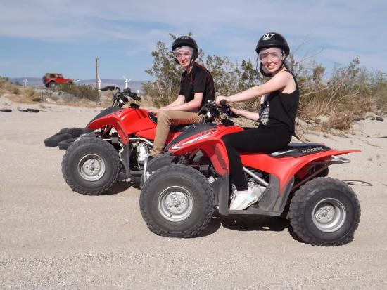 Offroad Rentals Kids Together Picture Of Offroad Rentals Palm Springs Tripadvisor