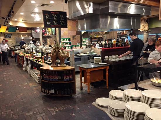 photo of part of their buffet cinzetti s overland park tripadvisor rh tripadvisor com
