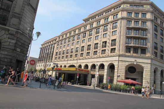 柏林威斯汀大酒店照片