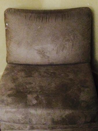 Trebovir Hotel: Flecken auf dem Sessel