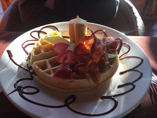 La Una: Waffle