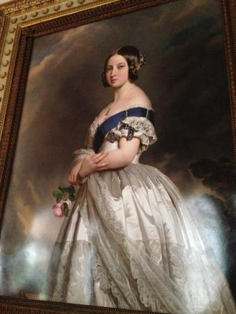 The Young Queen Victoria Picture Of Osborne House