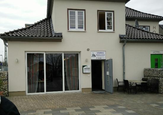 Steinheim, Duitsland: Restaurant Yamas