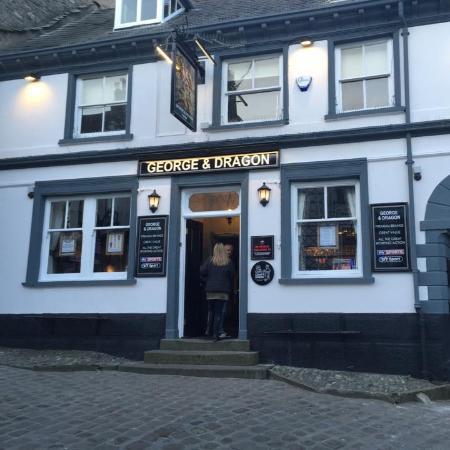 George And Dragon Kendal Restaurant Reviews Phone Number Photos Tripadvisor
