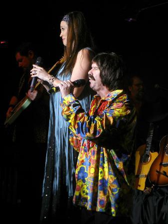Sonny & Cher singing