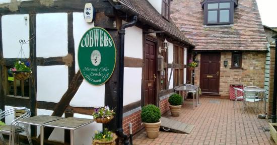 Cobwebs Tea Room & Restaurant