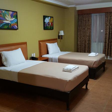 Pamulinawen Hotel: Room