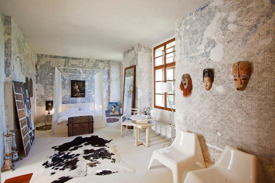 Caslav, Τσεχική Δημοκρατία: The Blue Room