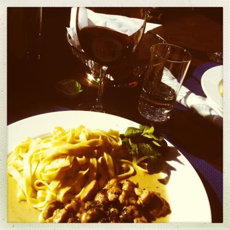Restaurant Zum See : Fein
