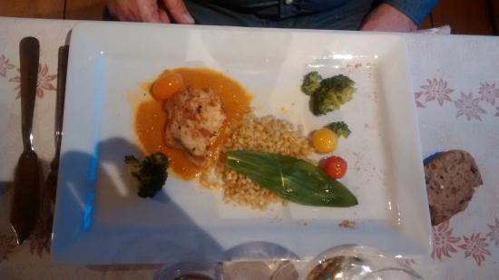 Restaurant du Hotel Neige Et Roc
