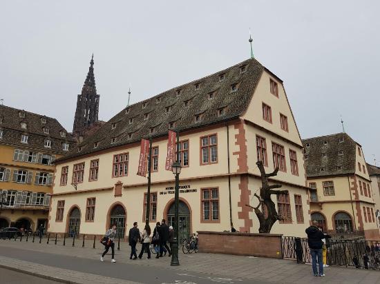 Musée historique de la Ville de Strasbourg: Musee Historique de Strasbourg