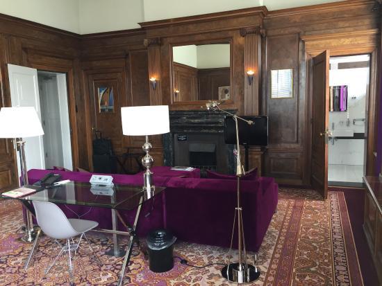 Hotel New York: My sweet suite