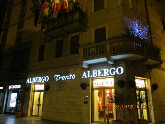 Hotel Albergo Trento: l'Albergo Trento