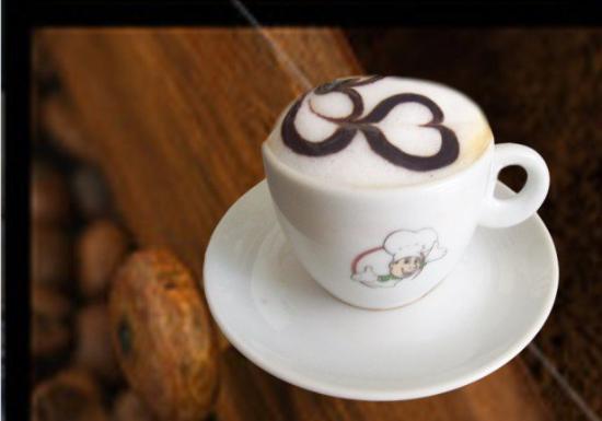 Doces Hungaros: cafe espresso