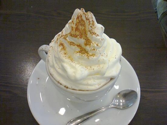 Doces Hungaros: espresso com creme