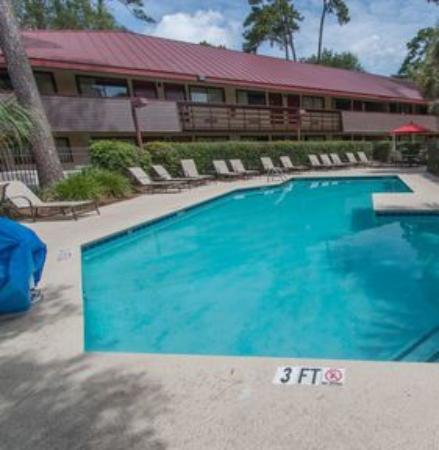 Red Roof Inn Hilton Head Island: Pool