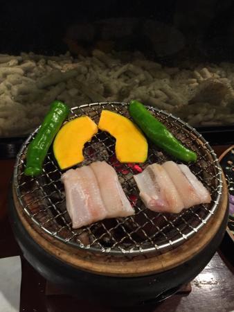 Live Fish Tavern Gyoshun