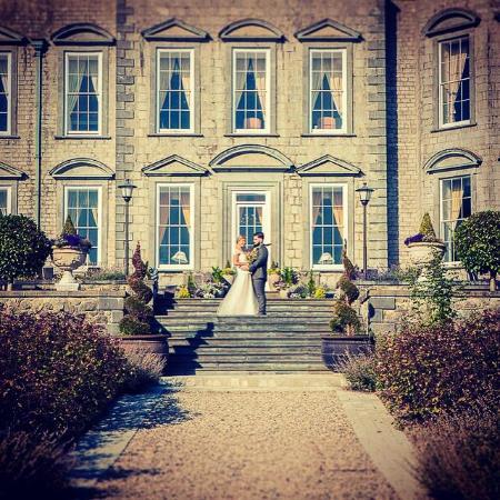 Castle Durrow: Wedding fairy tales begin here