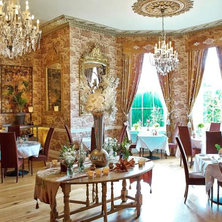 Castle Durrow : Dining Room