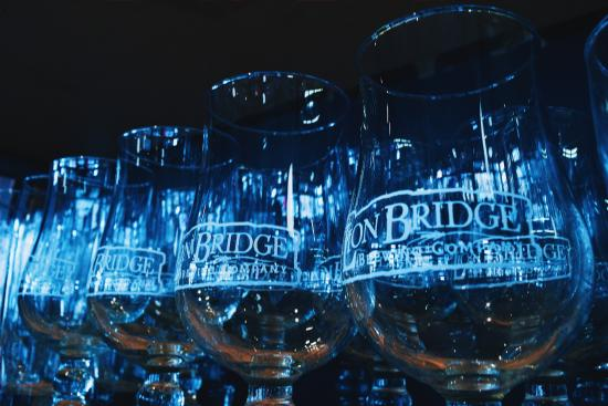 Lion Bridge Glassware - Picture of Lion Bridge Brewing