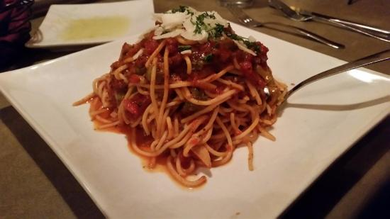 Whitewater, WI: Pasta Puttanesca
