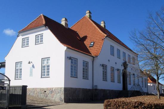 Vejen, الدنمارك: Vejen Station, set fra nordøst