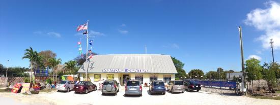 Florida Keys Visitor Center: Free Maps