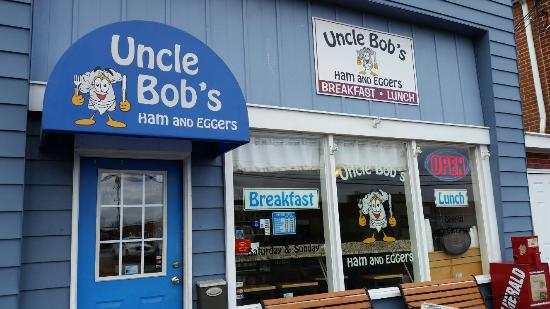 Uncle Bob's Ham and Eggers