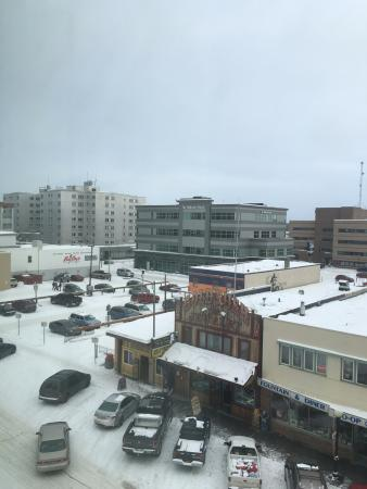 SpringHill Suites Fairbanks: Bedroom View