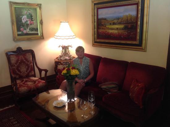 โซลแวง, แคลิฟอร์เนีย: Wine tasting Rideau Vineyard