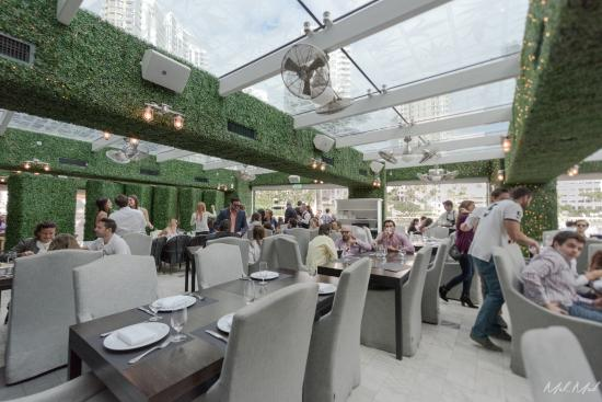 Outdoor Seating Picture Of Cantina La Veinte Miami Tripadvisor