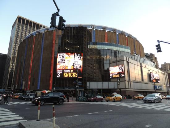 Penn Station Madison Square Garden Picture Of