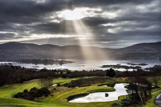 Ring of Kerry Golf Club: View From the Clubhouse