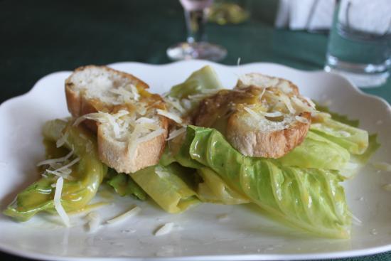 Jauja: Ensalada Cesar/Cesar Salad