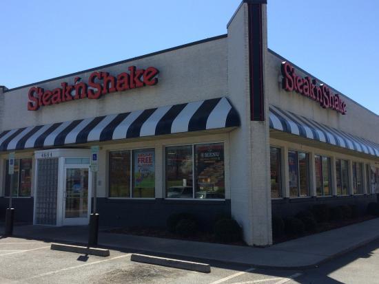 Steak 'n Shake: Steak and Shake