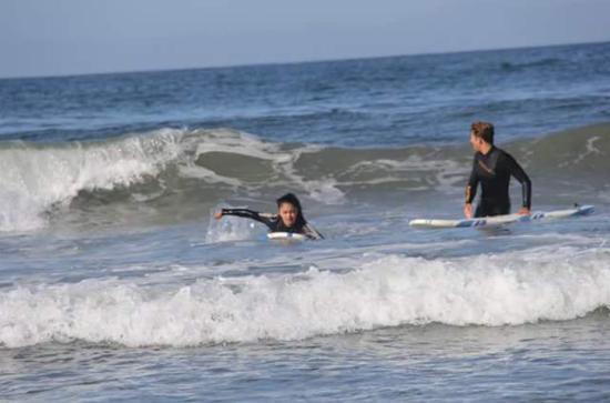 Newport Beach California Surf Lessons