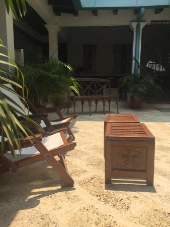 Hotel Casa Amani: Es un excelente lugar para alojar, las habitaciones son muy cómodas, muy buen desayuno y el trat