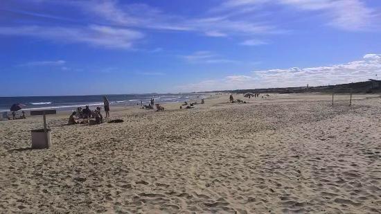 Hotel Portobello: La playa es muy linda, la verdad nos gusto mucho este lugar.